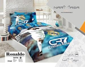 ست لحاف یک نفره مدل Ronaldo