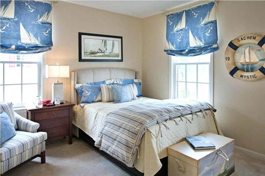 اتاق خواب دریایی