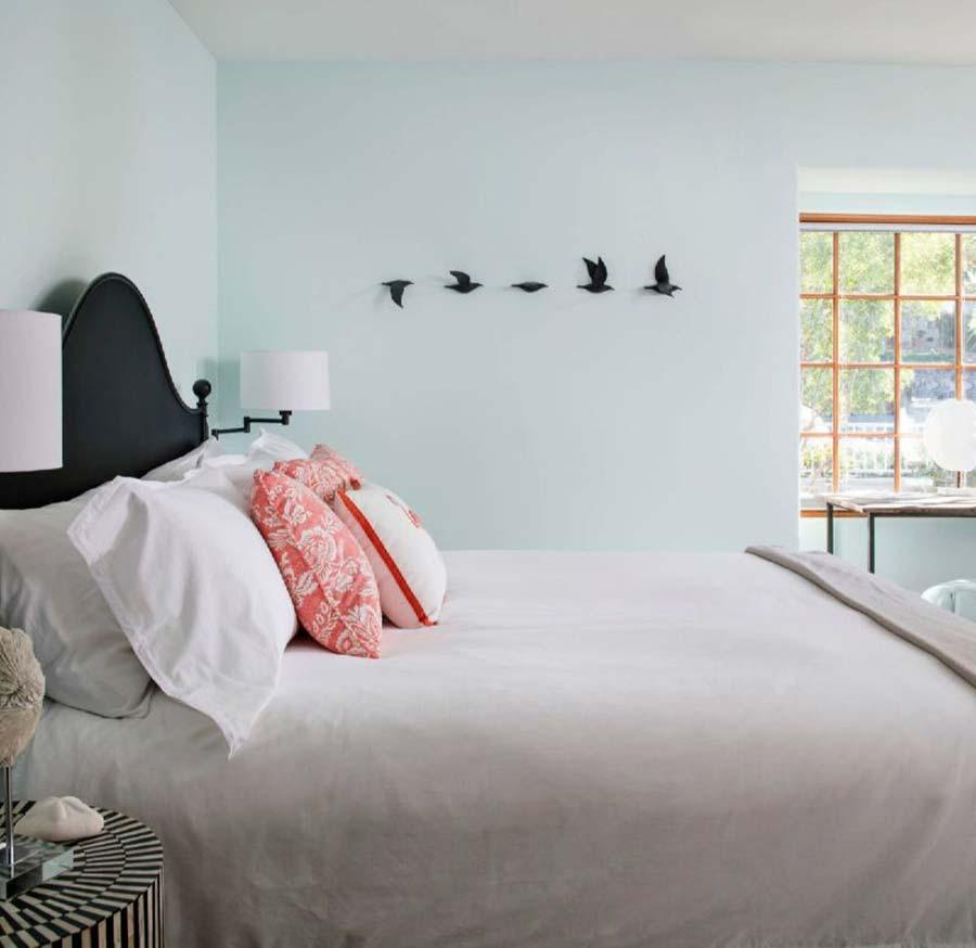 4 ترکیب رنگ جذاب و آرامبخش برای دکوراسیون اتاقخواب